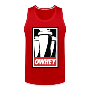 OWHEY - Tank Top - Men's Premium Tank