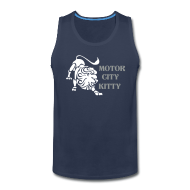 Sportswear ~ Men's Premium Tank ~ Motor City Kitty