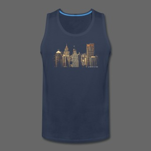 I Love This City - Men's Premium Tank