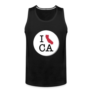 California MAP - Men's Premium Tank