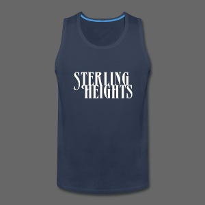 Sterling Heights, Mi - Men's Premium Tank