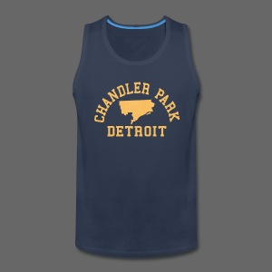 Chandler Park, Detroit - Men's Premium Tank