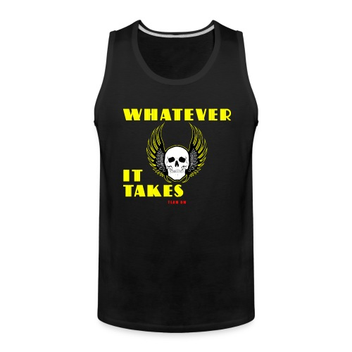 Whatever Tank Top - Men's Premium Tank