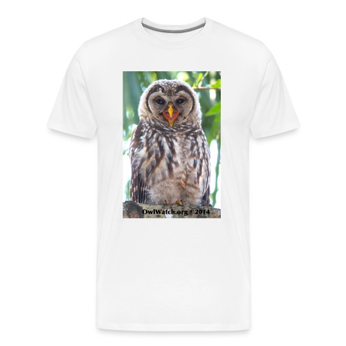 Laughing Owlet - Men's Premium T-Shirt