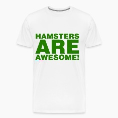 Hamsters Are Awesome