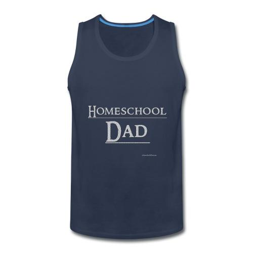 Homeschool Dad - Men's Premium Tank