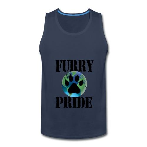 ~JBG~ Furry Pride - Men's Premium Tank