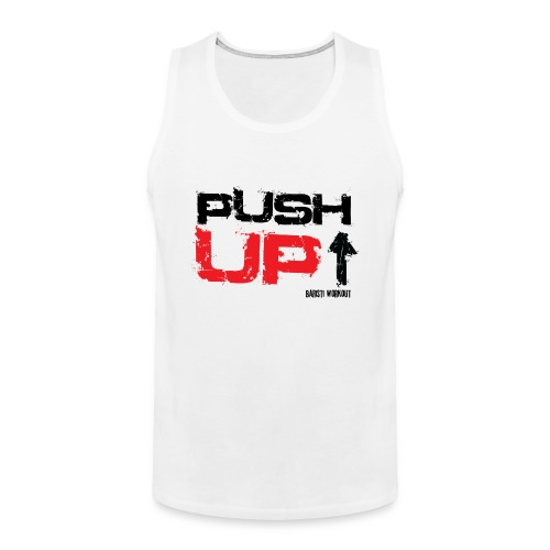 Push-Up T-Tanktop Men - Men's Premium Tank