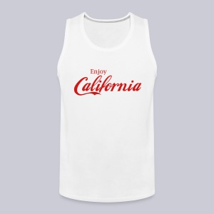Enjoy California - Men's Premium Tank