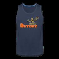 Sportswear ~ Men's Premium Tank ~ Spirit of Detroit
