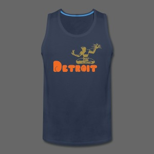 Spirit of Detroit - Men's Premium Tank