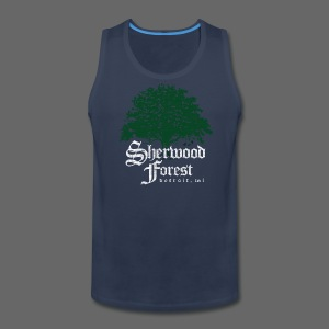 Sherwood Forest Detroit Michigan - Men's Premium Tank
