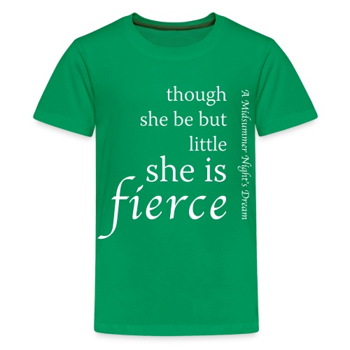 Fierce Premium Kid's T-Shirt - Kids' Premium T-Shirt