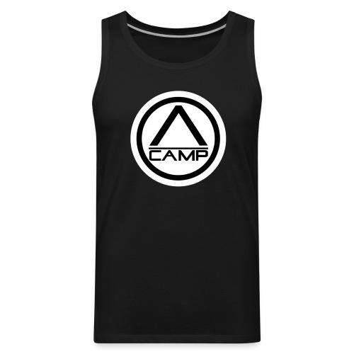 Black CAMP Tank - Men's Premium Tank