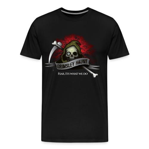 Grimsley Haunt T Shirt - Men's Premium T-Shirt