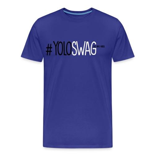 #YOLOSWAG (Men's T-Shirt) - Men's Premium T-Shirt