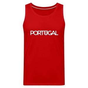 [NEW] PORTUGAL TOP - Men's Premium Tank