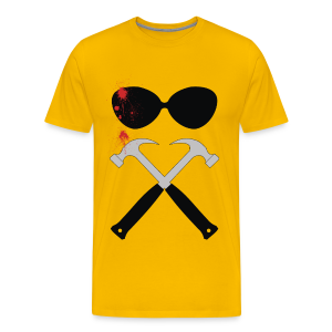 Hammer Girl II - Men's Premium T-Shirt