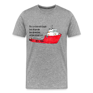T-Shirts ~ Men's Premium T-Shirt ~ There are three kinds of people