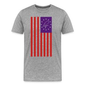 America Proper RWB - Men's Premium T-Shirt