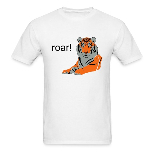 tiger. - Men's T-Shirt