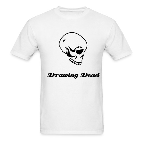 Drawing Dead - Men's T-Shirt