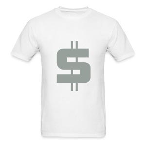 Big silver dollar! - Men's T-Shirt