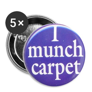 Munch It - Small Buttons