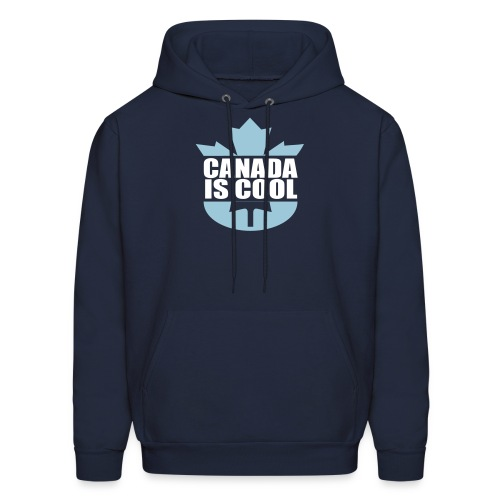 Canada is Cool - Men's Hoodie