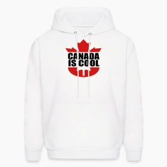 White Canada is Cool Hoodies