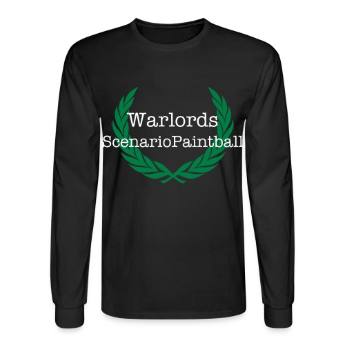 warlord long sleeve - Men's Long Sleeve T-Shirt