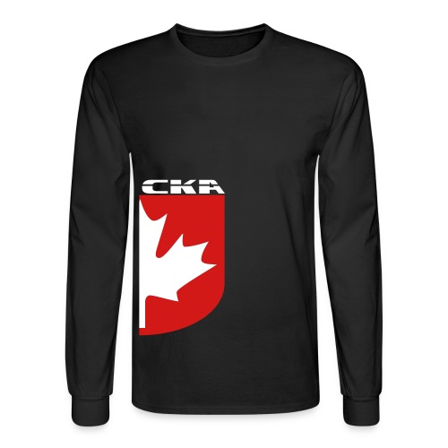 CKA Shield - Men's Long Sleeve T-Shirt