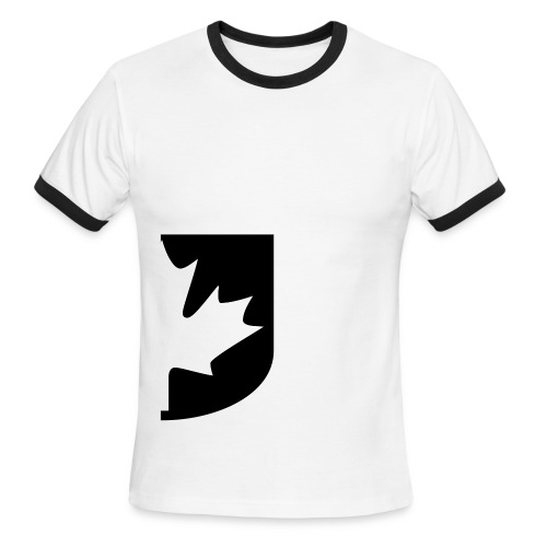 CKA Shield w/ Back - Men's Ringer T-Shirt