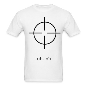 Uh-oh T-shirt - Men's T-Shirt