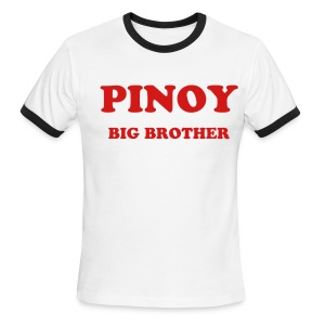PINOY Big Brother - Men's Ringer T-Shirt
