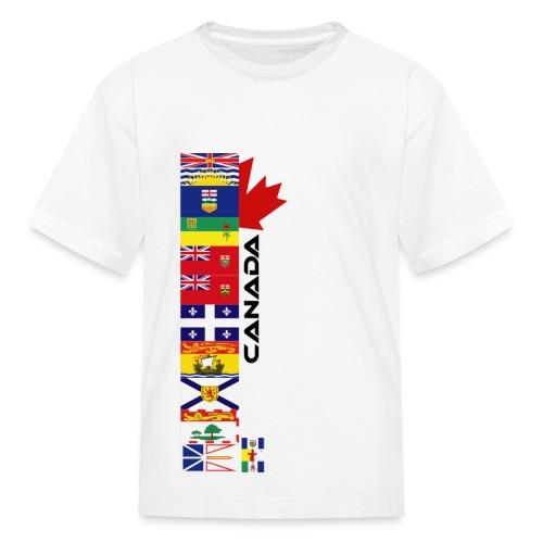 Provincial Flags - Kids' T-Shirt
