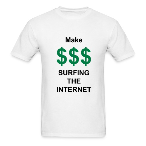 Paid to Surf Shirt - Men's T-Shirt