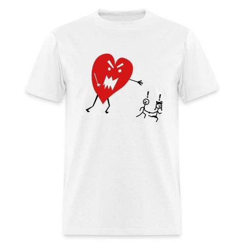 Heart Attack Shirt - Men's T-Shirt