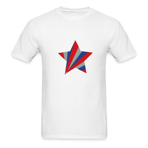 Multi-star shirt - Men's T-Shirt