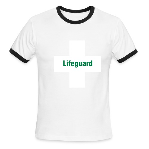 Lifegaurd - Men's Ringer T-Shirt