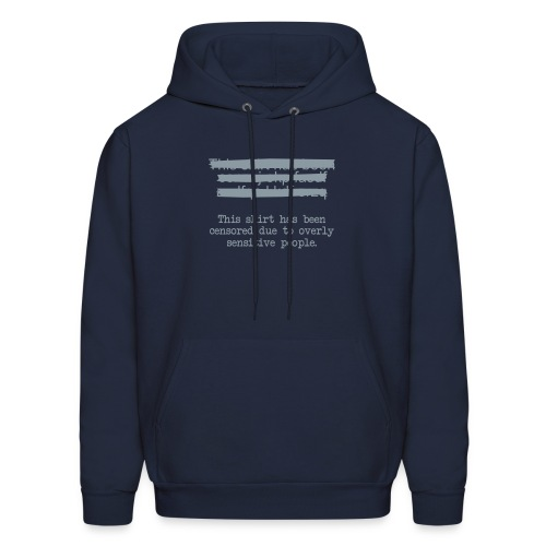 Censored - Men's Hoodie