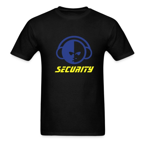 DJ Security T - Men's T-Shirt