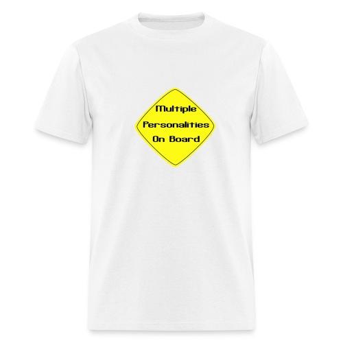 Multiple Personalities - Men's T-Shirt