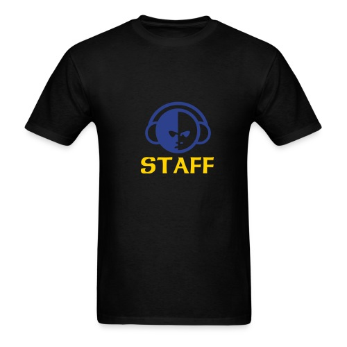 DJ Staff T - Men's T-Shirt