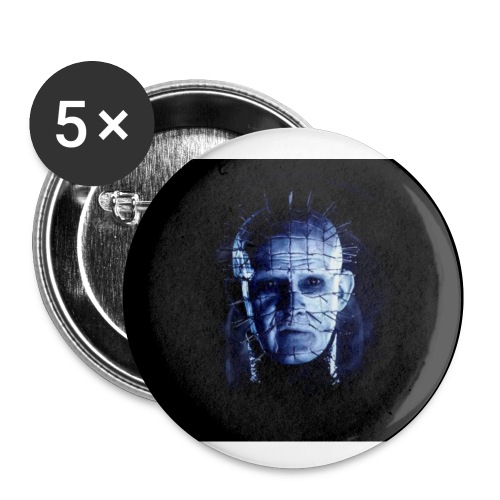 Hellraiser Button Set - Small Buttons