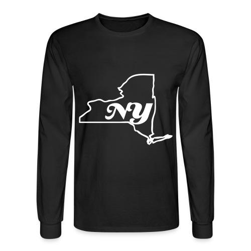 Rep your State Tee'z - Men's Long Sleeve T-Shirt