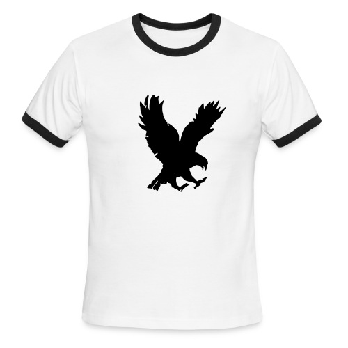 Eagle Mania - Men's Ringer T-Shirt