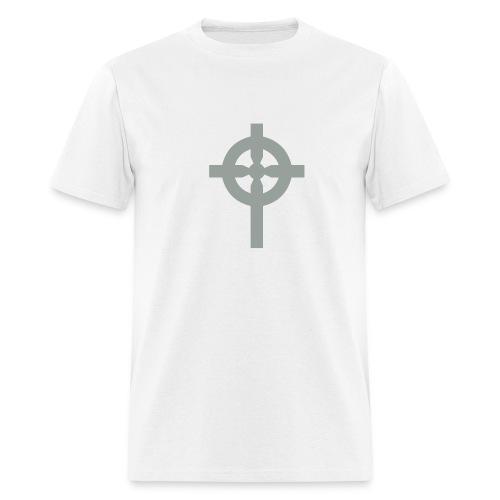 T- White - Men's T-Shirt