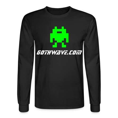 RoboFighter Long Sleeve T - Men's Long Sleeve T-Shirt