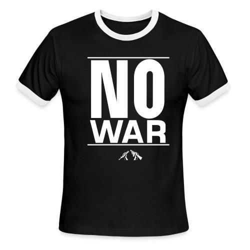 No war .. - Men's Ringer T-Shirt